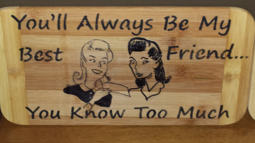 Best Friend Sign