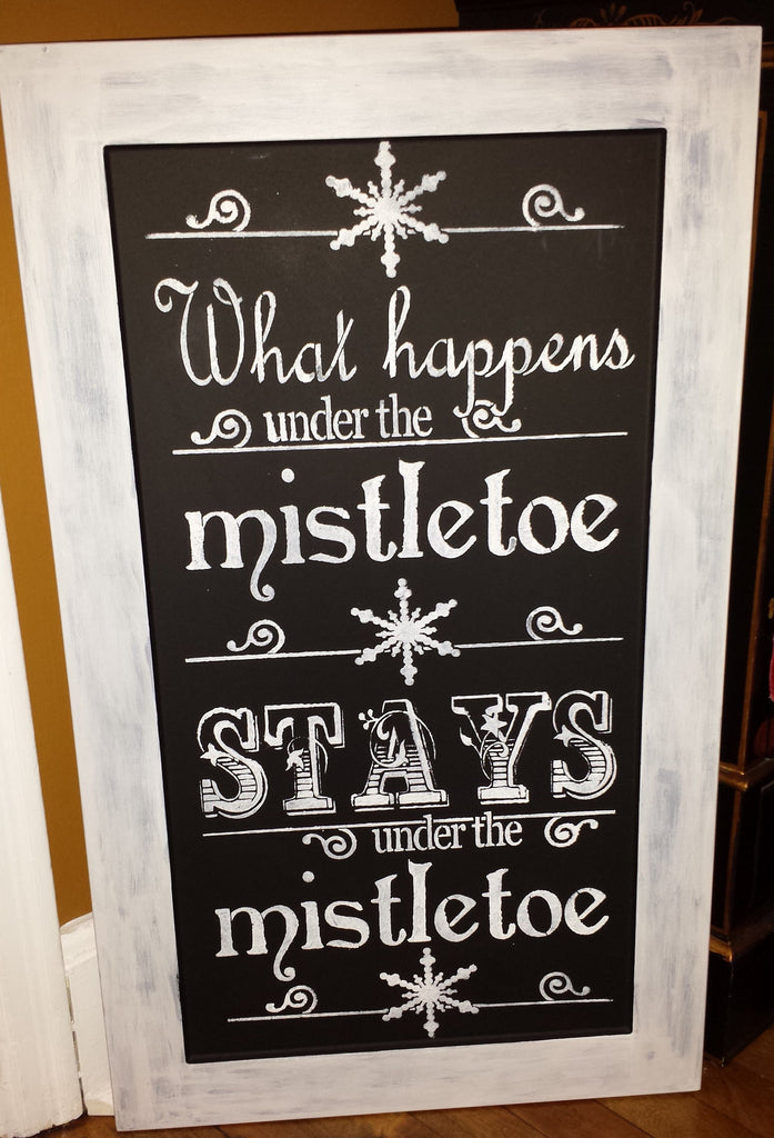 Christmas Sign(SOLD)