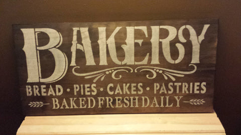 BAKERY SIGN