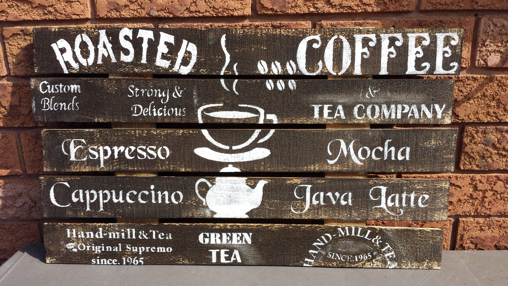 Kitchen Coffee Sign