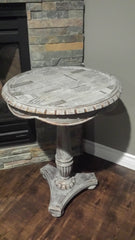 ACCENT TABLE(SOLD)