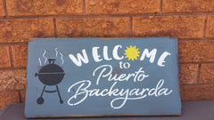 PATIO SIGN
