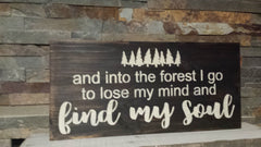 Cottage Inspirational Sign