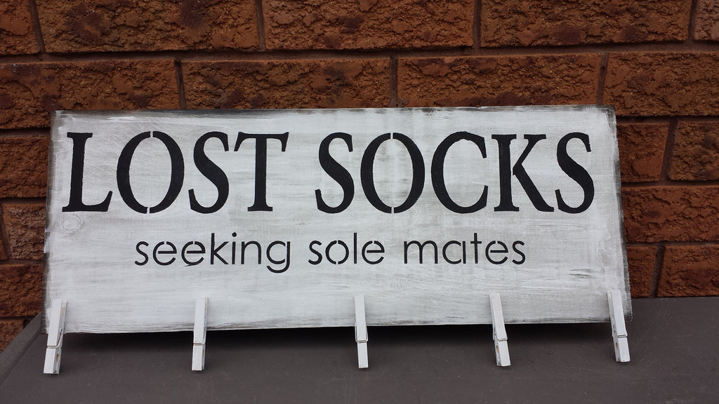 LAUNDRY/LOST SOCKS