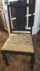 CUSTOM CHAIR MAKE-OVERS