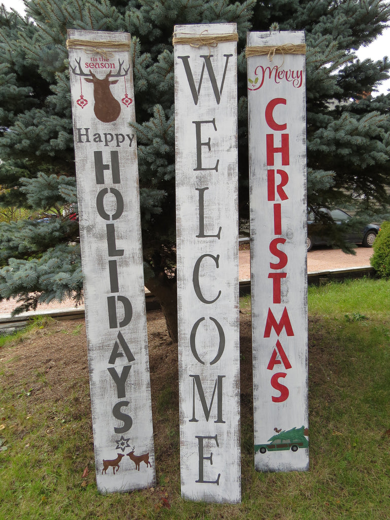 ENTRANCE/WELCOME SIGN