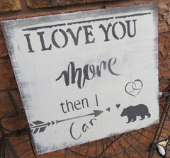 ROMANTIC HUMOR SIGN