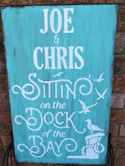 COTTAGE/NAUTICAL SIGN