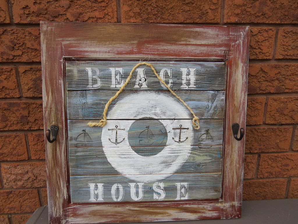NAUTICAL SIGN(SOLD)