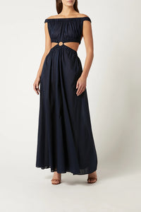Scanlan Theodore - Cotton Voile Ring Dress (8-12)