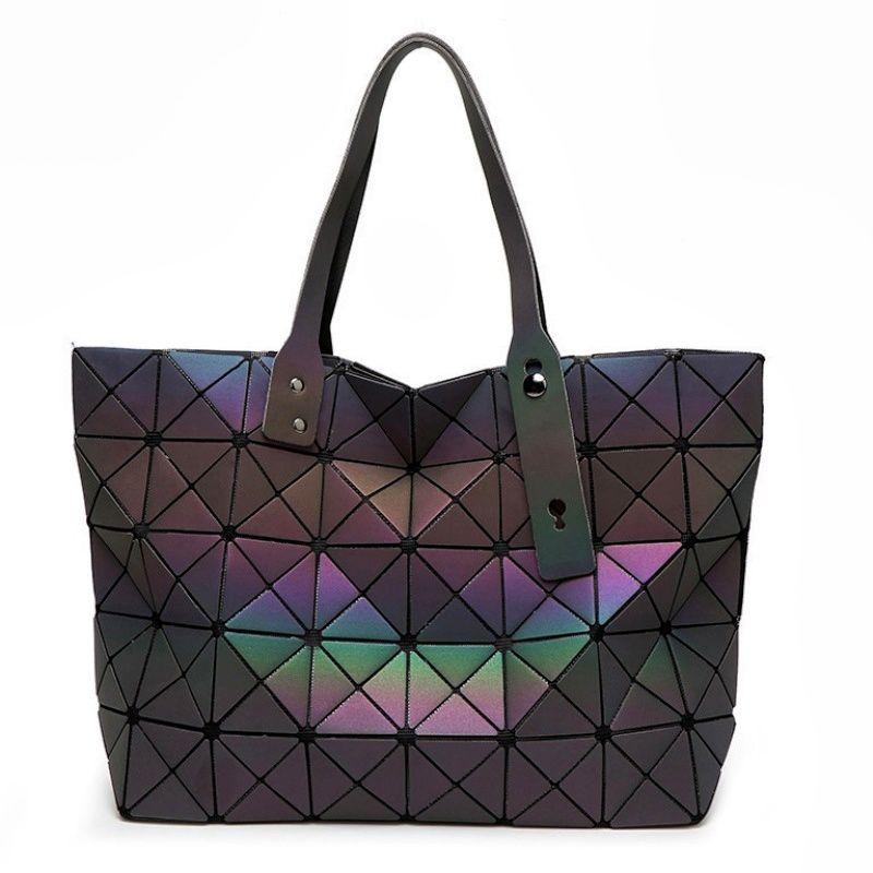 Flower Poetry™ Geometric Handbag