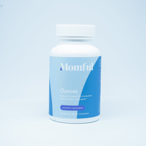 Momful Ounces Lactation Supplement