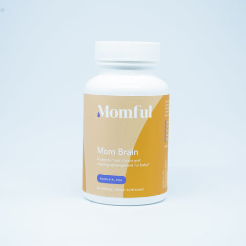Mom Brain Postnatal DHA Fishoil Supplement