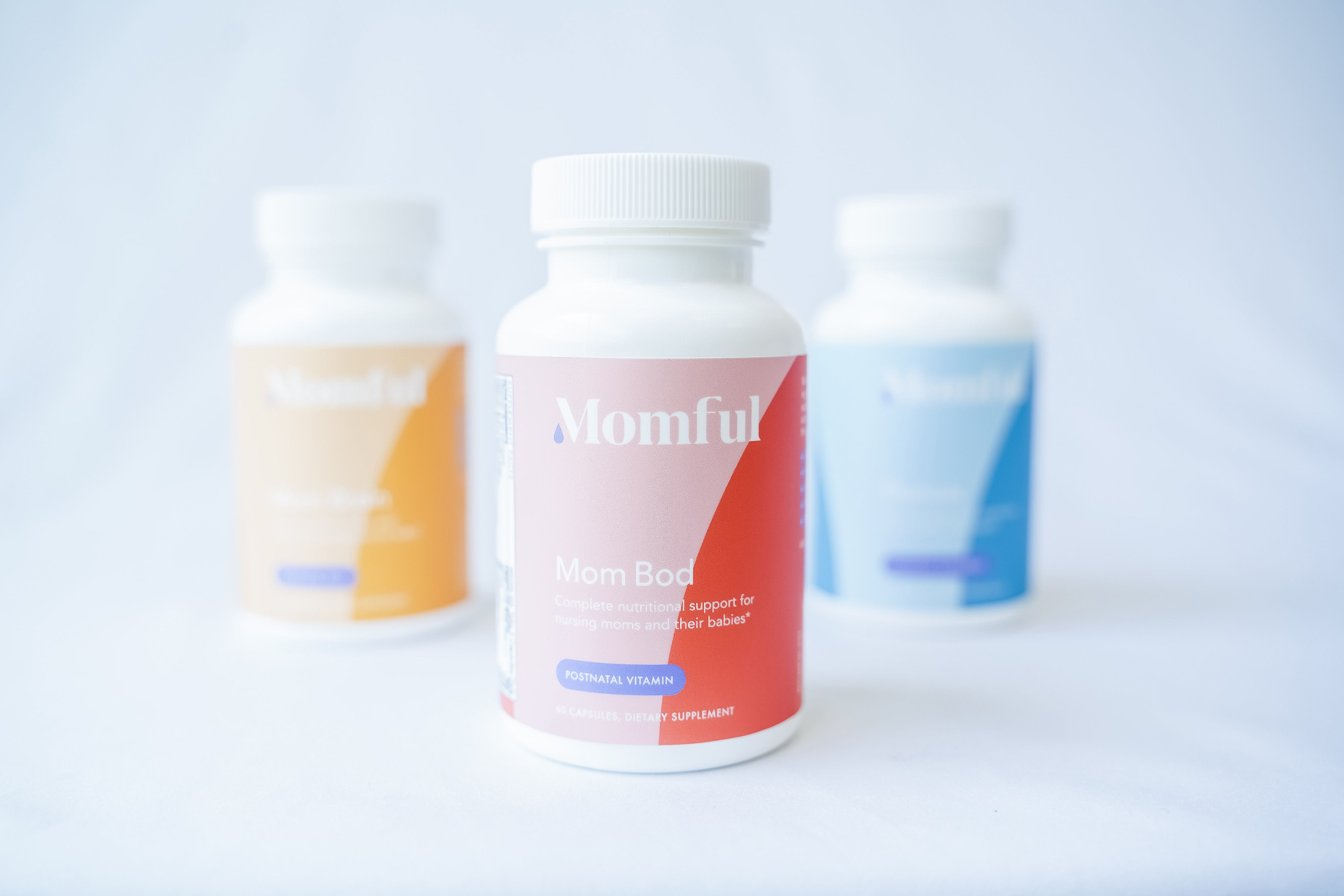 Mom Bod Postnatal Multivitamin