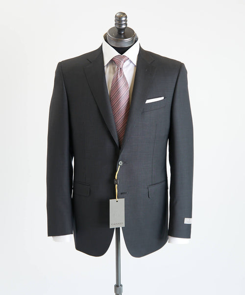 NEAT SUIT / CHARCOAL