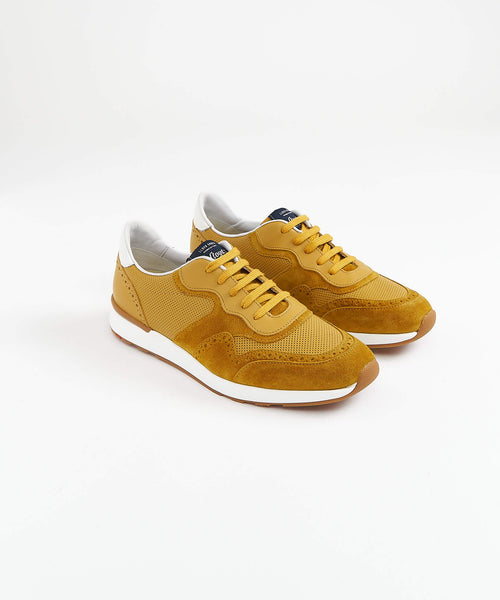 ANTERO SNEAKERS / YELLOW