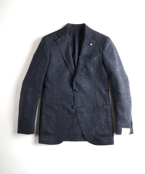 BARBERIS 'ICED' JACKET / BLACK