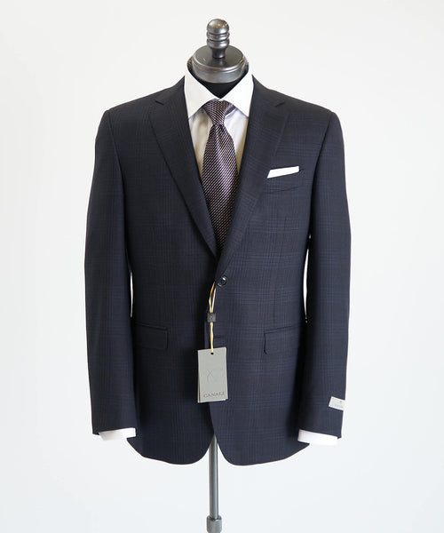 GLENCHECK SUIT / BLUE