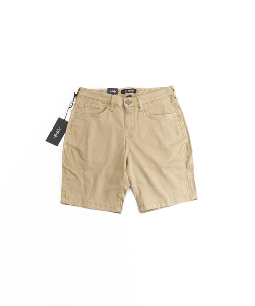 ARUBA TWILL STRETCH SHORT / TAN
