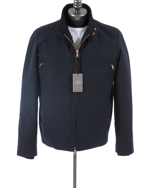 THE JAGUAR DRIVING JACKET / NAVY
