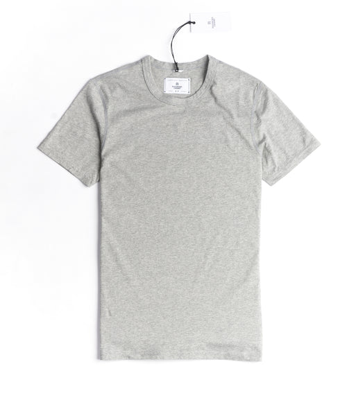 Reigning Champ RC-1028-7-GREY Cotton T-Shirt