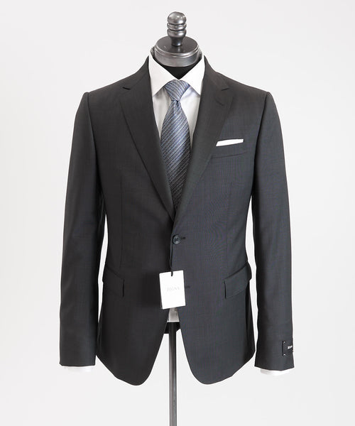 NAILHEAD SUIT DROP 7 / GREY