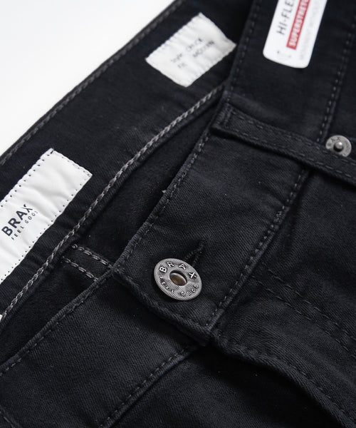 CHUCK' HI-FLEX DENIM / BLACK
