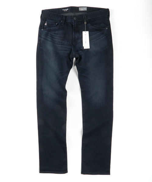 MATCHBOX SLIM STRAIGHT JEANS / BLUE