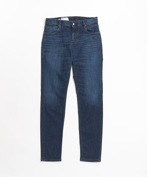 ROBIN DYNAMIC SUPERFIT SLIM DENIM / BLUE