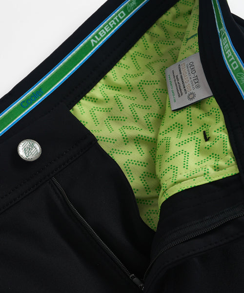 EARNIE' 3xDRY GOLF SHORT / BLACK