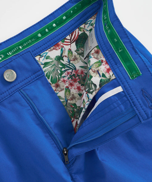 EARNIE' CERAMICA GOLF SHORT / BLUE
