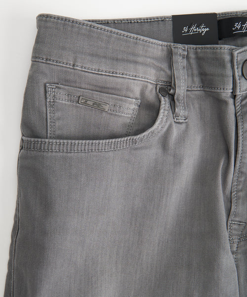 CALM' SLIM JEANS / GREY