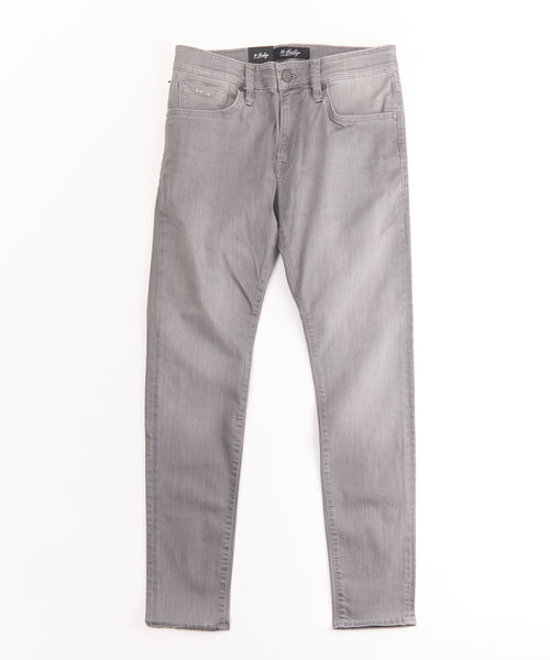 'CALM' SLIM JEANS / GREY
