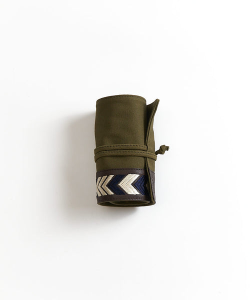 CANVAS TECH ROLL (IPHONE) - EU / KHAKI