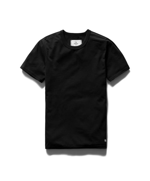 COPPER JERSEY T-SHIRT / BLACK