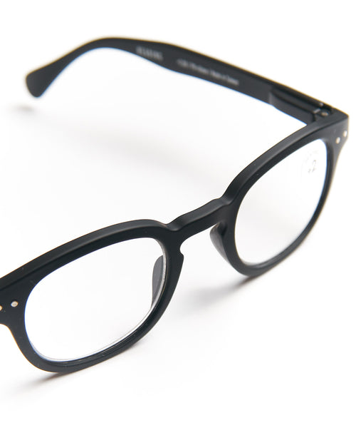 READING GLASSES #C / BLACK