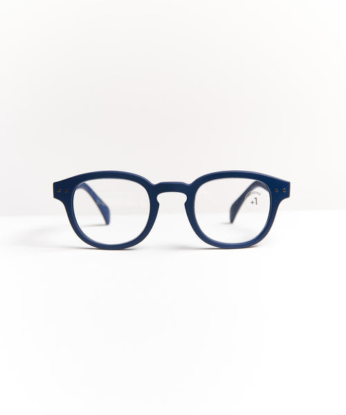READING GLASSES #C / NAVY