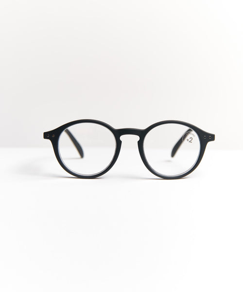 READING GLASSES #D / BLACK