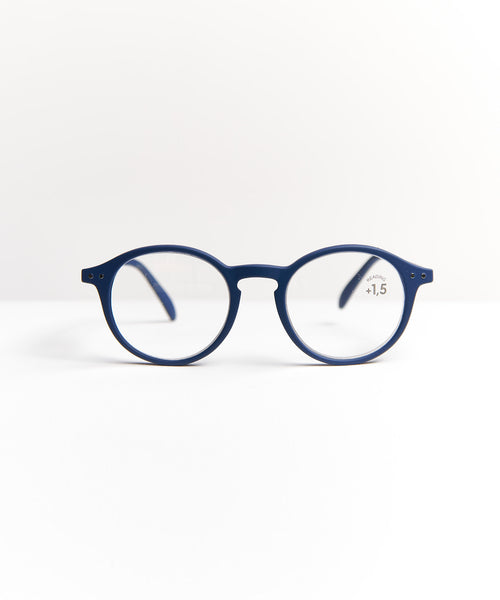 READING GLASSES #D / NAVY