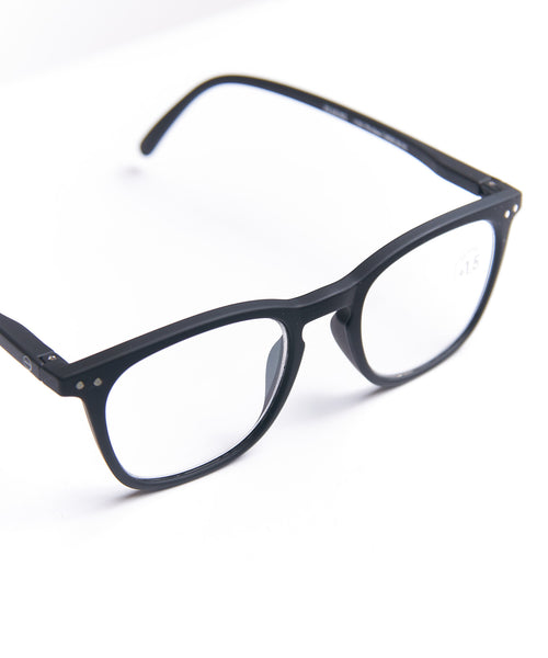 READING GLASSES #E / BLACK
