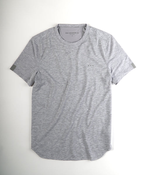 YATES' COOLMAX T-SHIRT / GREY