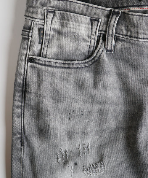 BOWERY FIT LUNAR DENIM / CHARCOAL