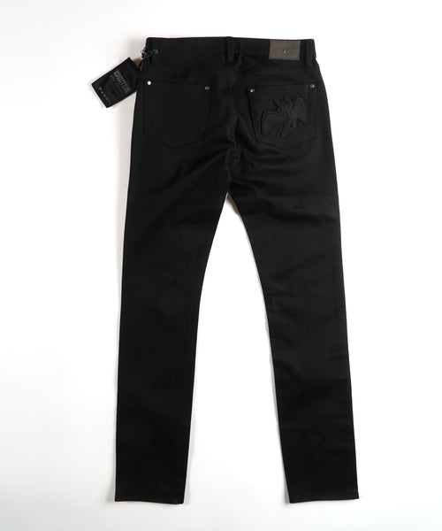 LED ZEPPELIN CHELSEA JEAN / BLACK