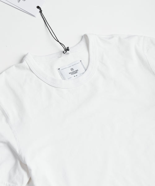 Reigning Champ Copper Jersey T-Shirt 1169-WHITE