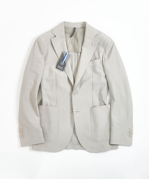 EASY TECH SOFT JACKET / STONE