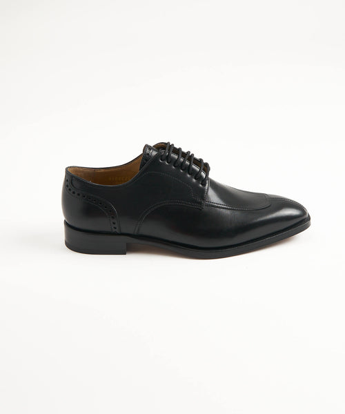 SPLIT TOE SHOE / BLACK