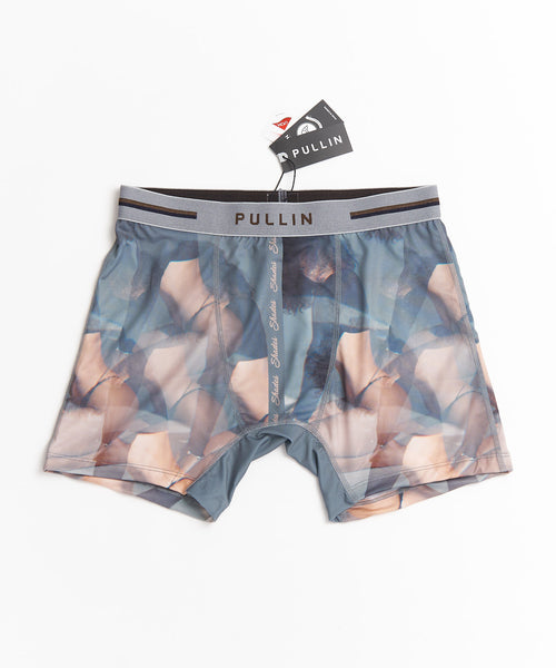 FASHION2' SHADES BOXER BRIEFS / SAGE