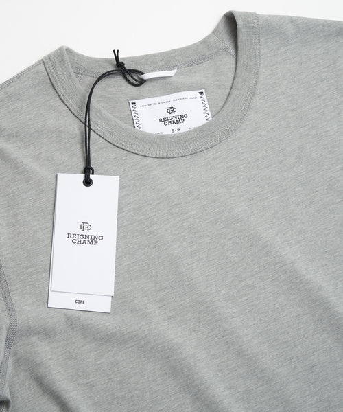 COPPER JERSEY T-SHIRT / GREY
