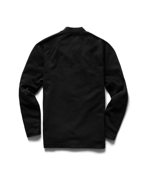 Reigning Champ High Neck Pullover RC-2158-BLACK