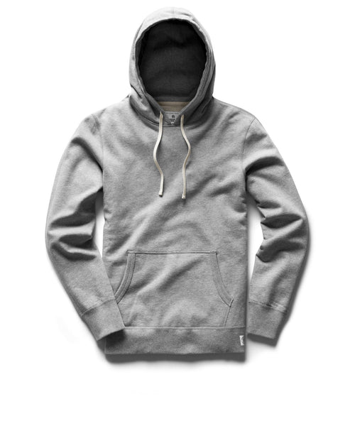 Reigning Champ MIDWEIGHT TERRY PULLOVER HOODIE RC_3206_1_H_Grey